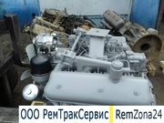 капитальный ремонт двигателей ямз