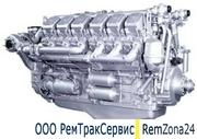 капитальный ремонт двигателя ямз 240м2,  бм2