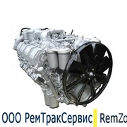 двигатель тмз 8421. 1000140