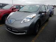 Nissan Leaf SL 2016 серый